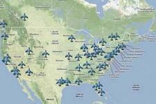 Аэропорты США. Центральные штаты