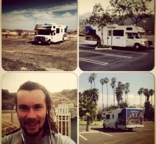 Аренда дома на колесах или RV в США