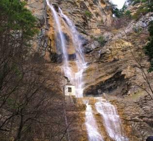 Водопад Учан-Су в Крыму, как добраться, что посмотреть, фото