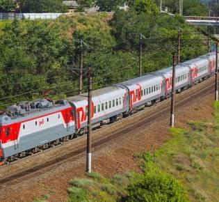 Как приехать в Анапу на поезде