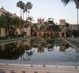Balboa Park. San Diego