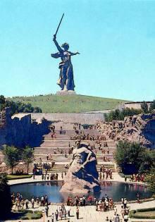 Краткий рассказ о городе Волгограде