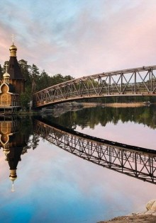 23 замечательных места в Ленобласти, в которых обязательно стоит побывать хотя бы раз