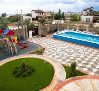 Евпатория — гостевые дома для отдыха с детьми