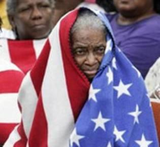 46 миллионов американцев живут за чертой бедности