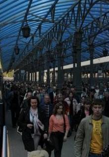 Разорванная цепь: на электричках из Москвы в Питер больше не доехать