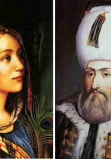 РОКСОЛАНА — Правда и легенды о любимой жене Султана Сулеймана
