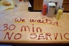 Работа в ресторане в США