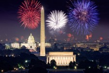 Празднование Дня Независимости в Washington DC