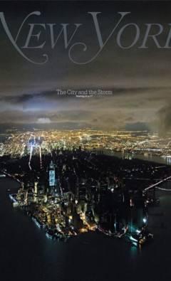 Как я пережил ураган Sandy