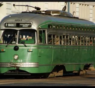 Общественный транспорт в США