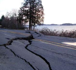 Возможные землетрясения в США