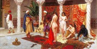 Почему в гареме османского султана не было темнокожих наложниц?