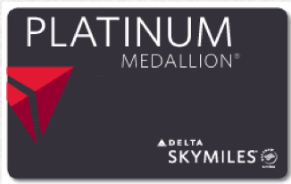 Platinum Medallion Card