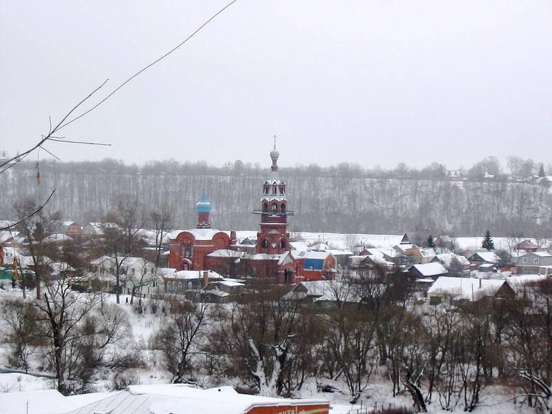 В Боровск зимой. Что посмотреть за один день. (Боровск, Россия)
