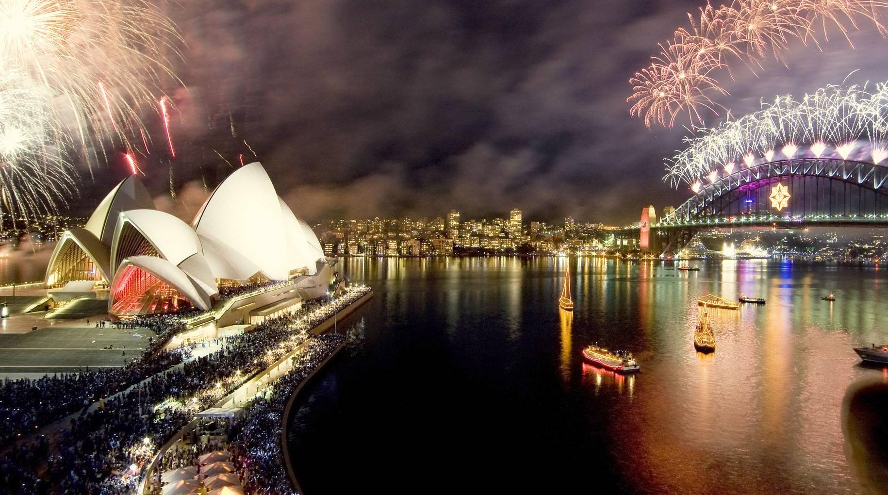 австралия в декабре фото чем самом деле